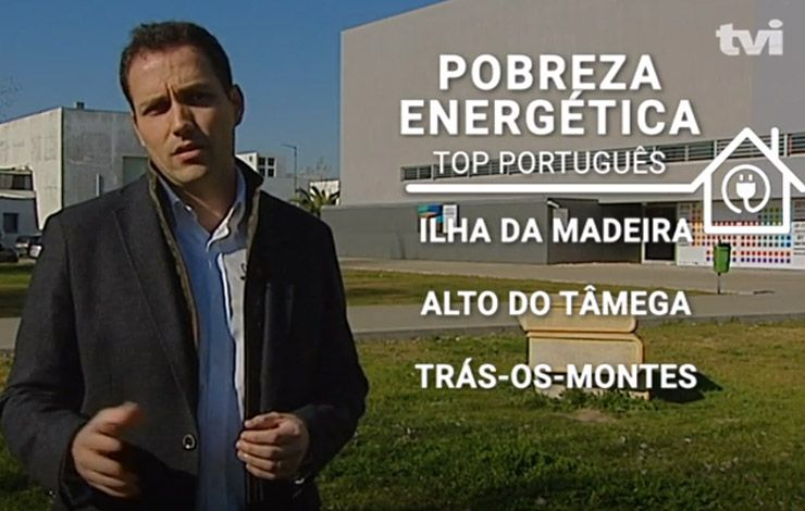 CENSE alerts for Energy Poverty problem in Portugal
